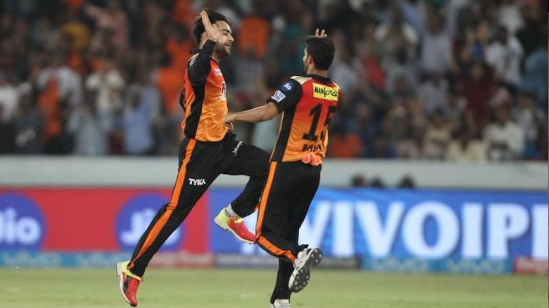 चुरशीच्या सामन्यात हैदराबादचा आरसीबीवर विजय