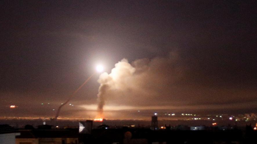 सीरिया : इराण-इस्रायलचे परस्परांच्या ठिकाणांवर हल्ले