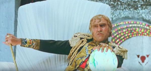 'मिस्टर इंडिया' चित्रपटातील त्यांची व्हिलनची भूमिका खूप गाजली. त्यांचा 'मोगँबो खूश हुआ' हा डायलॉग अजरामर झाला.