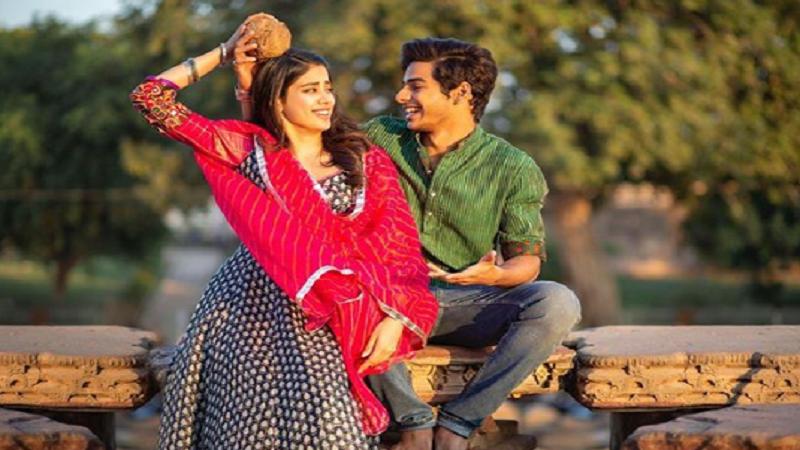 'सैराट'ची हिंदी आवृत्ती 'धडक'चा ट्रेलर रिलीज, हा पहा जान्हवीचा देशी अंदाज!