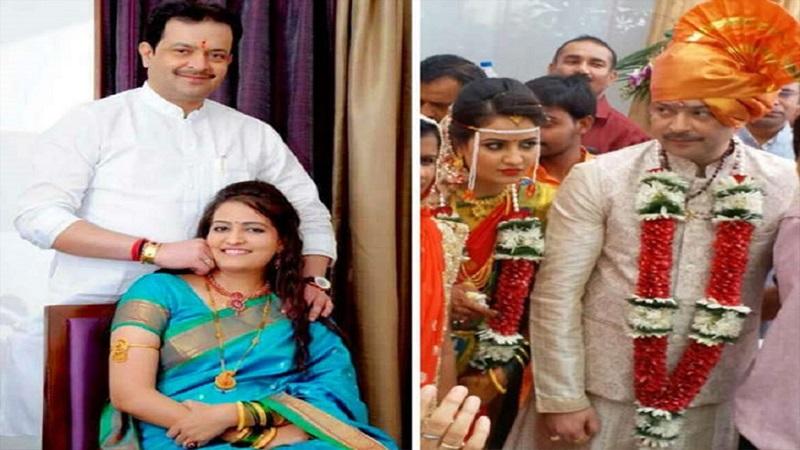 दोन लग्न...भय्यूजी महाराजांचं वैवाहिक आयुष्य !
