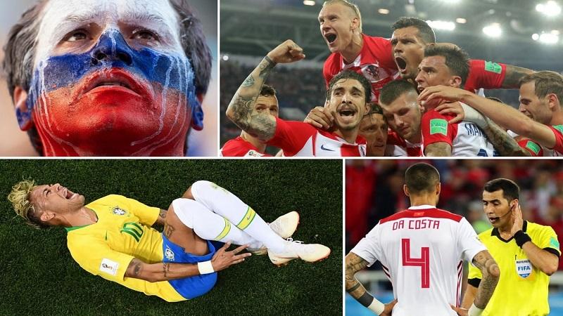 FIFA WC 2018 : फिफामध्ये आजपासून रंगणार नॉक आऊटचा थरार!
