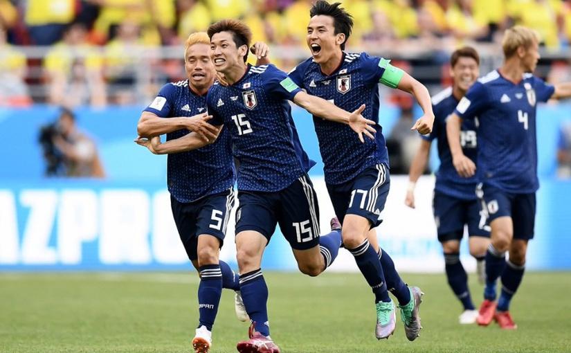 FIFA World Cup 2018 : जपानचा कोलंबियावर ऐतिहासिक विजय
