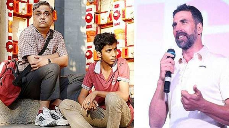 खिलाडी अक्षय कुमार पुन्हा एकदा 'या' मराठी सिनेमात !