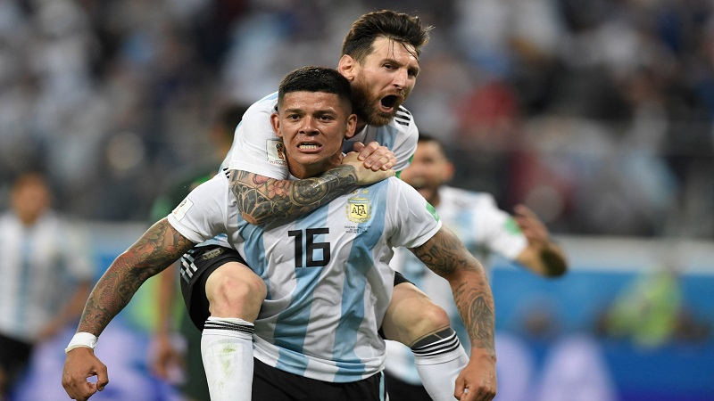 FIFA World Cup 2018 : मेसीच्या खेळीनं टळली अर्जेंटिनावरची पराभवाची नामुष्की