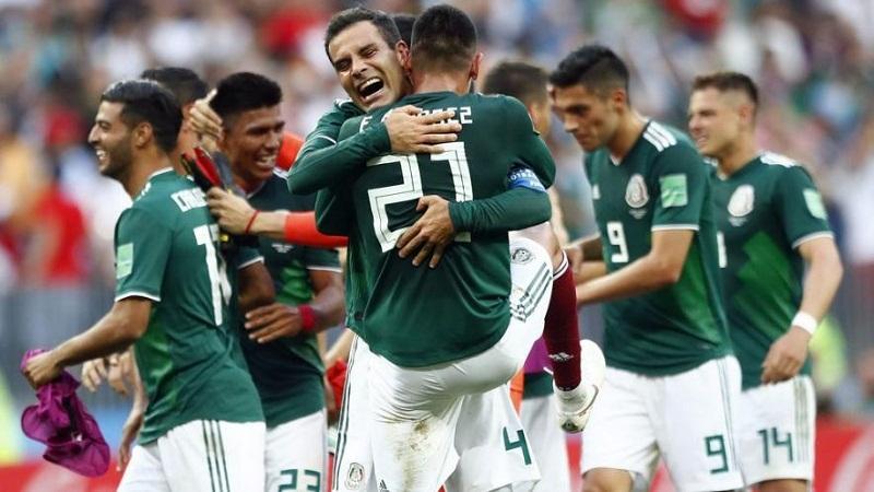 FIFA World Cup 2018- मेक्सिकोकडून जगज्जेत्या जर्मनीचा पराभव,1-0 ने विजयी