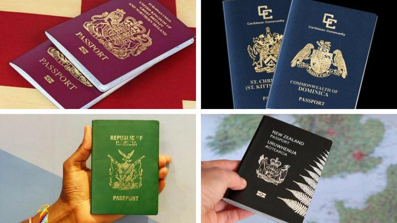 जगभरातील पासपोर्टच्या या 4 रंगांचा हा आहे अर्थ !