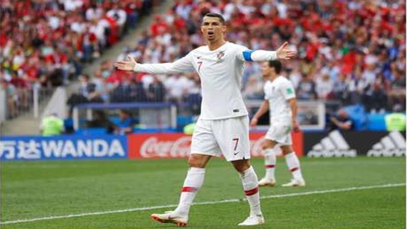 FIFA World Cup 2018 : रोनाल्डोचा एक गोल, मोरोक्को बाहेर !
