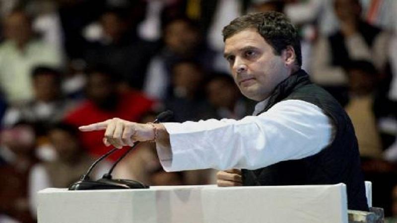 सत्ता गमावणं पंतप्रधानांना परवडणारं नाही - राहुल गांधी