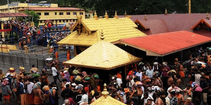 शबरीमला मंदिर : हिंदुत्ववादी संघटनांची आणखी एक नवी मागणी