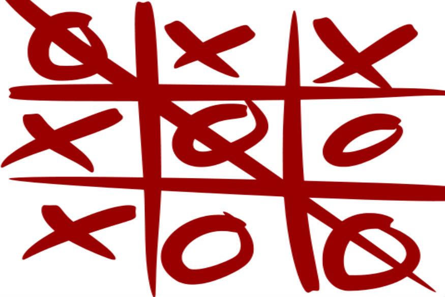 फुल्ली-गोळा (Tic-Tac-Toe) - खरंतर शाळेच्या वह्या या अभ्यासाने कमी आणि फुल्ली-गोळ्याच्या खेळानेच भरलेल्या असायच्या. हा खेळ तर प्रत्येकाचा टाईमपास होता.