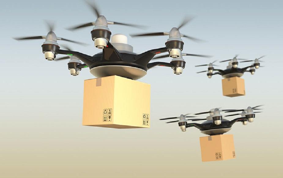 मध्यम ड्रोन - 25 किलो ते 150 किलोपर्यंत वजन