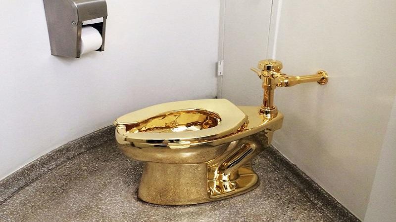 देशाला 9 हजार कोटींचा चुना लावणाऱ्याच्या घरात सोन्याचं टॉयलेट