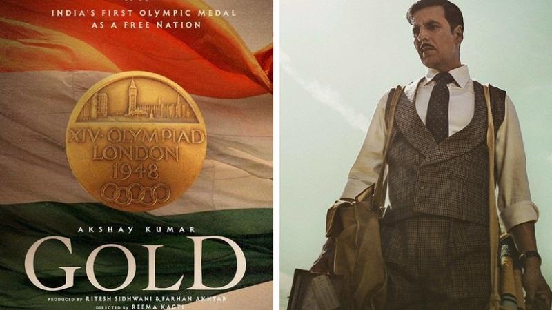 अक्षय कुमारच्या 'गोल्ड'ची घोडदौड सुरू आहे. लवकरच गोल्ड 100 कोटींचा पल्ला गाठणार आहे. 2016पासूनच अक्षय कुमारचे सिनेमे बाॅक्स आॅफिसवर हिट होतायत. टाकू या एक नजर