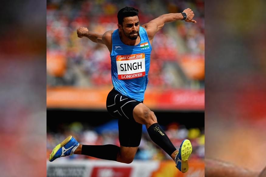 Asian Games 2018:अरपिंदर सिंहची 'सुवर्ण'झेप,भारताच्या खात्यात दहावे 'गोल्ड'!