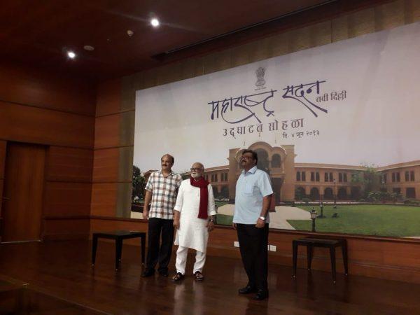 दिल्ली दौऱ्यात सत्तेतले विरोधातल्या सर्व मित्रांशी संवाद होईल. आम्ही पक्ष बदलणार या मीडियाने उठवलेल्या वावड्या आहे असंही भुजबळ म्हणाले.