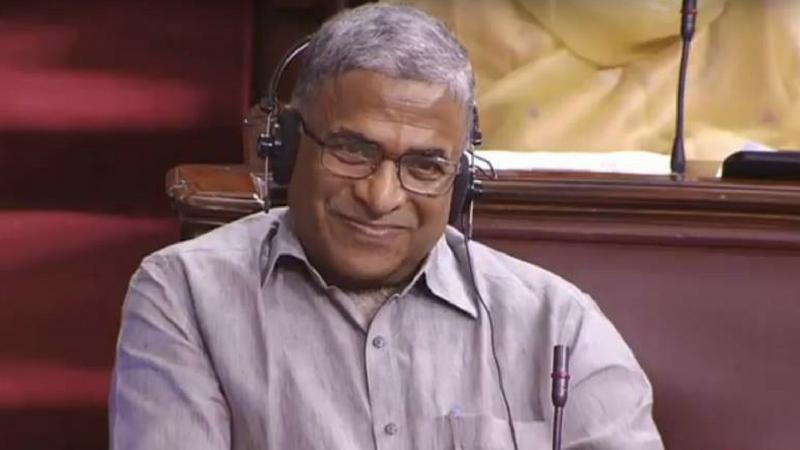 राज्यसभेचे उपसभापती म्हणून हरिवंश नारायण सिंह यांची नियुक्ती