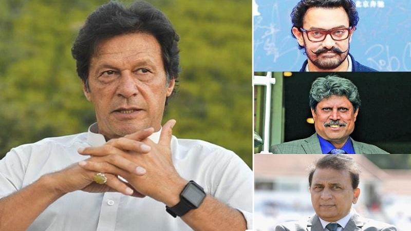 इम्रान खान यांच्या शपथविधीला आमिर खान जाणार नाही