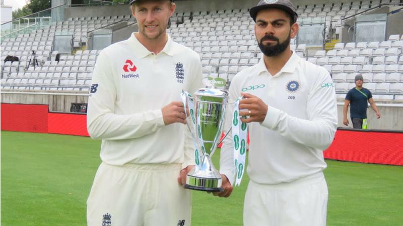 भारत आणि इंग्लंडमध्ये आजपासून पहिल्या कसोटी सामन्याला सुरूवात झाली. पहिल्याच सामन्यात विराटने आपल्या निर्णयाने इंग्लंड संघाला बुचकळ्यात पाडले.