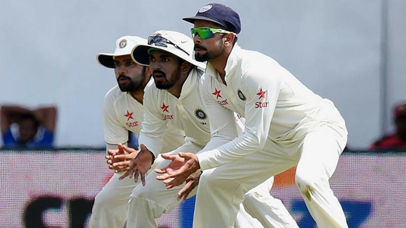 भारताची कसोटीमध्ये अशीच कामगिरी राहिली तर इंग्लंडविरुद्धचा हा सामना आणि पर्यायाने ही मालिका भारत हरेल.