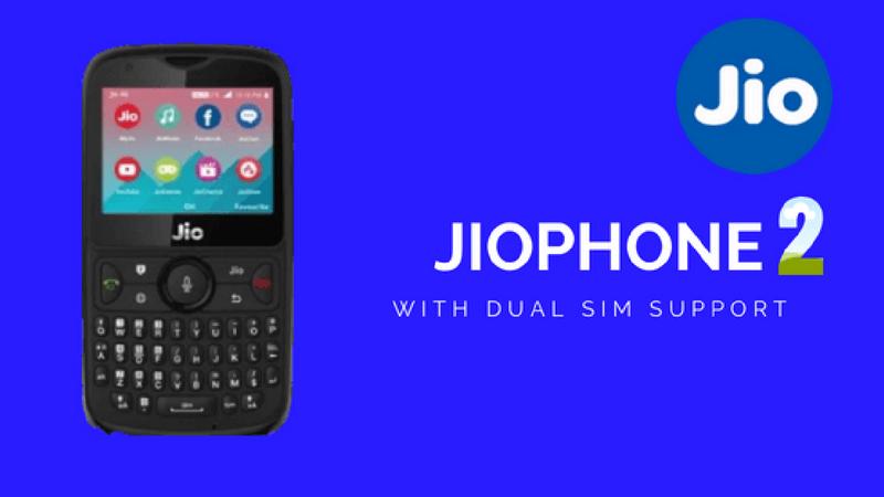 जीओ फोन २ मध्ये २.४ इंचीचा डिस्प्ले देण्यात आला आहे. त्याचबरोबर 512MB चा रॅमही असणार आहे. 4GB चे इंटरनल स्टोरेजसह अतिरिक्त एसडी कार्ड टाकून १२८ जीबीपर्यंत मेमरी वाढवता येऊ शकते. कॅमेराबद्दल बोलायचे झाले तर त्याचा रियर कॅमेरा २ मेगापिक्सल आहे आणि सेल्फीसाठी या मोबाइलमध्ये व्हीजीए कॅमेरा ठेवण्यात आला आहे.