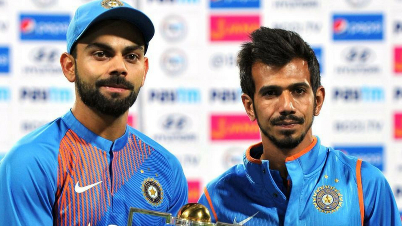 भारताचा कर्णधार विराट कोहलीच्या मित्रांची लिस्ट खुप मोठी आहे. पण क्रिकेट जगतात युजवेंद्र चहलसोबत चांगली मैत्री आहे. चहल भारतीय संघात लेग स्पिनर आहे. दोघांमधल्या मैत्रीची सुरूवात आयपीएलदरम्यान झाली. दोघेही आरसीबीकडून खेळतात. विराटचा चहलवर प्रचंड विश्वास आहे.