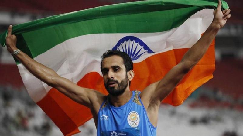 Asian Games 2018:मंजीत सिंह ने 800 मीटर शर्यतीत जिंकलं सुवर्ण