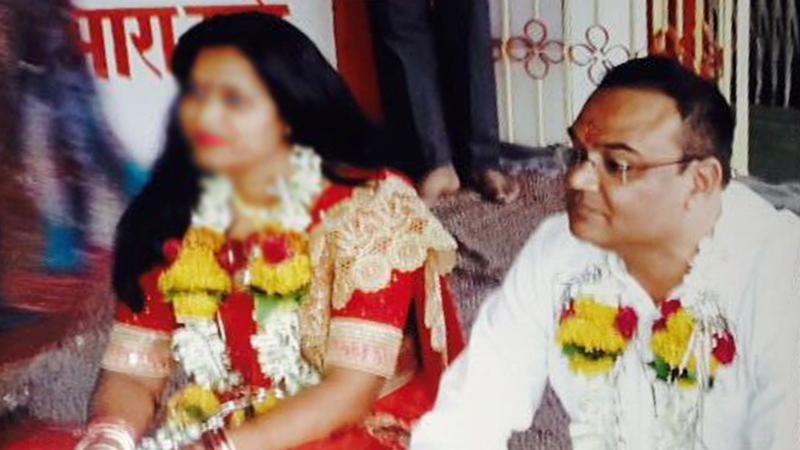 मॅट्रीमोनिअल साईटवरून 5 महिलांशी लग्न करणारा लखोबा गजाआड, 60 लाखांना लुटलं