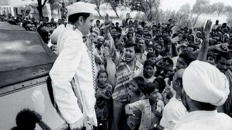 २१ मे १९९१ मध्ये निवडणुकांच्या सभांसाठी राजीव गांधी तामिळनाडूच्या श्रीपेरंबदुर येथे गेले असता, एका आत्मघाती हल्ल्यात राजीव यांची हत्त्या करण्यात आली.