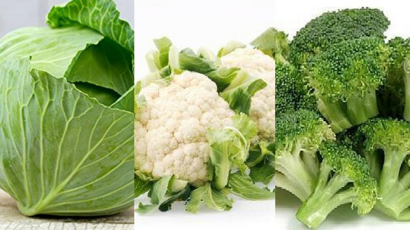 कोबी, फ्लॉवर आणि ब्रोकली या भाज्यांना तुमच्या आहारातून वगळा