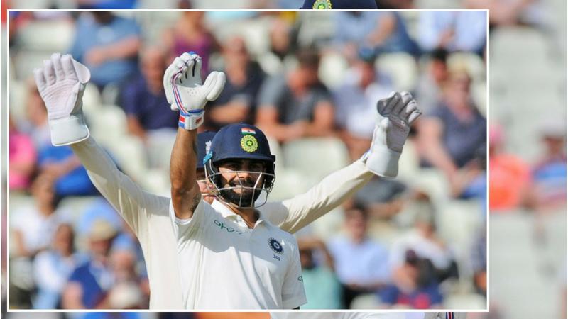 विराट कोहली पहिल्याच डावात सर्वाधिक 149 धावा करणारा पहिला भारतीय कर्णधार बनला आहे. याआधी 1990 मध्ये 121 धावा काढण्याचा रेकॉर्ड मोहम्मद अझरुद्दीन यांच्या नावे होता.