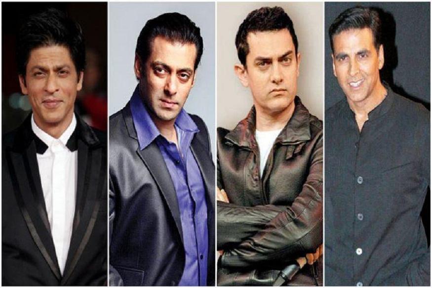 हिंदी चित्रपटसृष्टीतील शाहरुख, सलमान आणि आमिर खानने तर त्यांच्या वयाची गोल्डन जुबली पार केली आहे. त्यात आता बॉलिवूडच्या खिलाडीची भर पडली आहे.