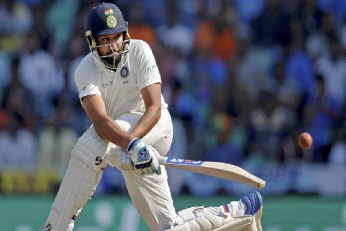 २०१३ मध्ये रोहित शर्माने डेब्यु मॅचमध्ये वेस्ट इंडिज विरुद्ध १७७ धावांची खेळी केली होती.
