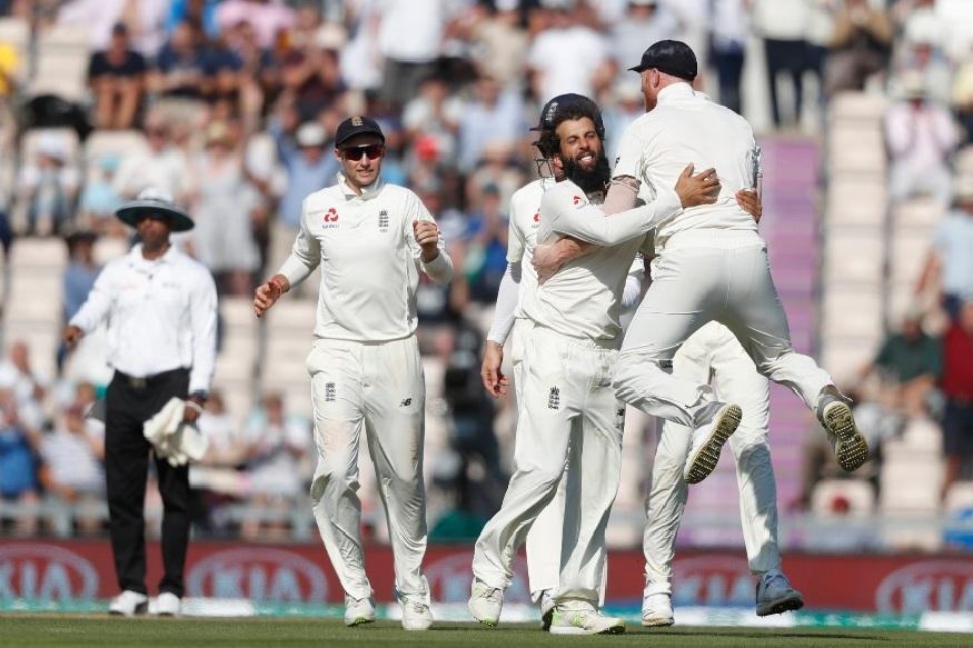 IND vs ENG, 4th Test : भारताचा पराभव, इग्लंडने जिंकली मालीका