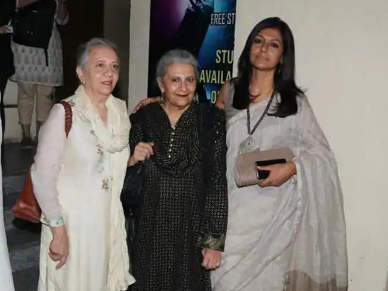 . मंटो चित्रपट पाकिस्तानातही रीलिज व्हावा यासाठी नंदिता दास प्रयत्नशील आहे. मंटो यांच्या दोन मुली नुझत अर्शद आणि नुसरत जलाल या मुंबईत झालेल्या प्रीमिअरला उपस्थित होत्या. त्यांना भारतात आणण्यासाठी नंदिता दासनेच प्रयत्न केले होते.