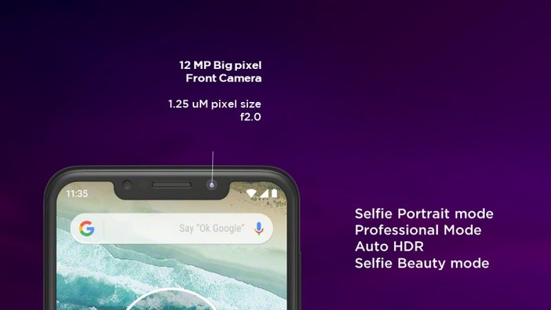 या स्मार्टफोनमध्ये एक डेडिकेटेड माइक्रोSD कार्ड देण्यात आलंय. या फोनमध्ये ड्यूल कॅमेरा सेटअप आहे. रियर 16 मेगापिक्सल आणि 5 मेगापिक्सल आहे. हा स्मार्टफोन 4K रेकॉर्डिंग सपोर्ट करतोय.