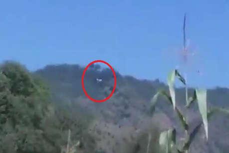 पाकिस्तानची मुजोरी कायम, भारताच्या हद्दीत घुसलं हेलिकॉप्टर