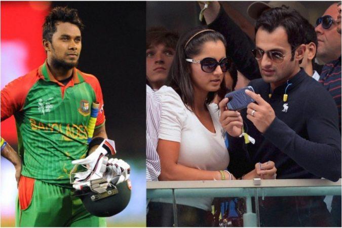 शोएबने याप्रकरणाची तक्रार क्रिकेट कमिटी ऑफ ढाका मेट्रोपोलिसकडे (सीसीडीएम) केली आहे.