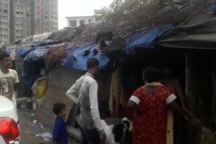 Breaking: अॅंटॉप हिलमध्ये एका झोपडीत गावठी बॉम्बचा स्फोट, दोघांना अटक