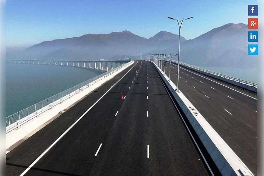 चीनमध्ये येणाऱ्या नैसर्गिक आपत्ती किंवा संकटांना सहज सामोरं जाऊ शकेल अशी या पुलाची मांडणी करण्यात आली आहे. तूफान, भूकंपातसुद्धा हा पूल टिकून राहील असा चीनचा विश्वास आहे.