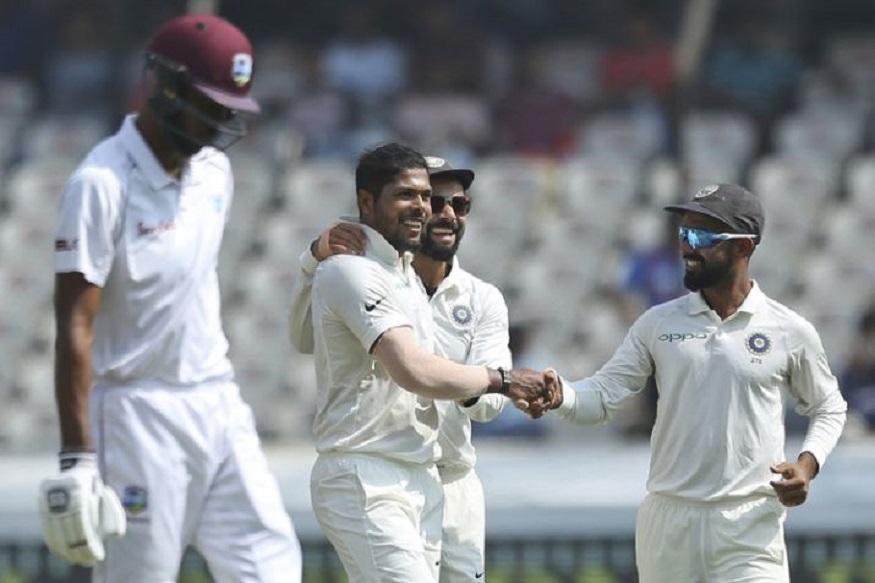 भारताने वेस्ट इंडिजला 10 विकेट्सने लोळवलं, 2-0 ने मालिकाही जिंकली