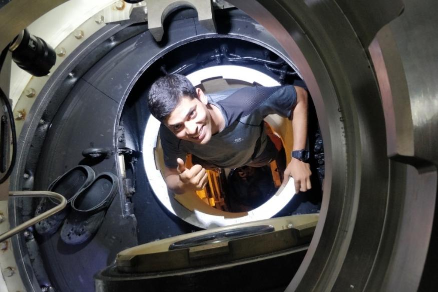 PHOTOS बुडत्या पाणबुडीला वाचवणारी भारतीय नौदलाची अत्याधुनिक यंत्रणा आहे कशी?