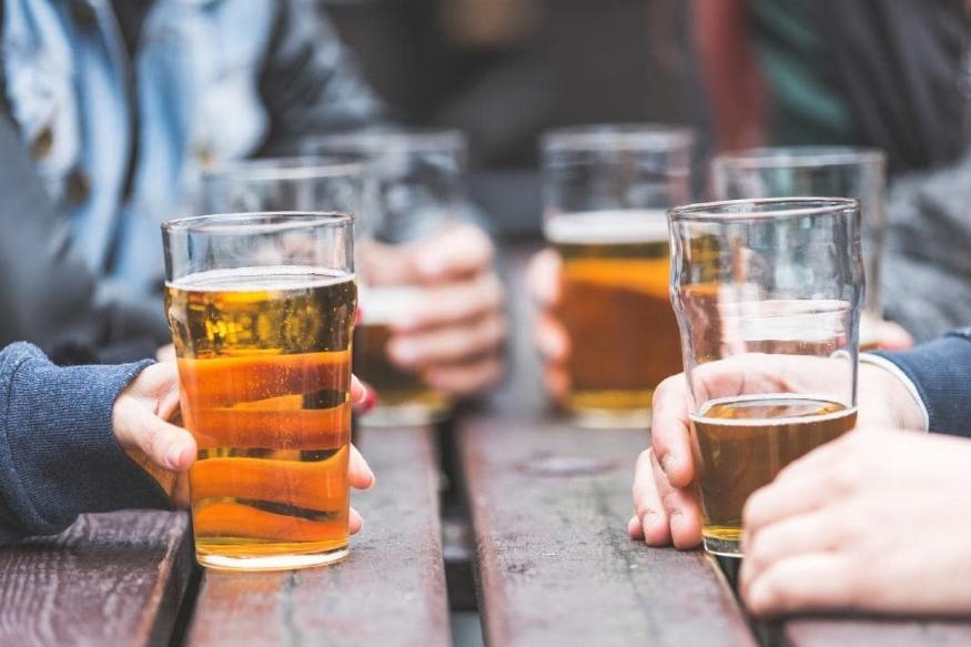 जास्त मद्यपान करणं