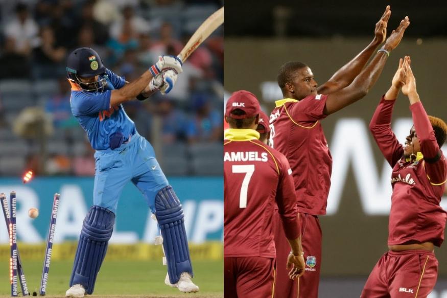 India vs West Indies, 3rd ODI : कोहलीचं शतक वाया, ४३ धावांनी विंडीजचा विजय