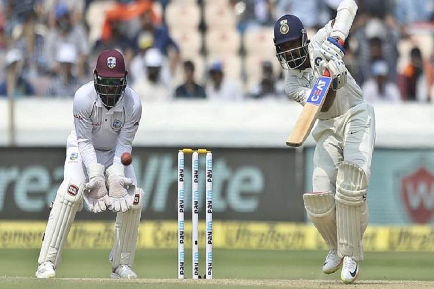 भारताच्या पहिल्या डावात 367 धावा ; पंत, रहाणेचं शतक हुकलं