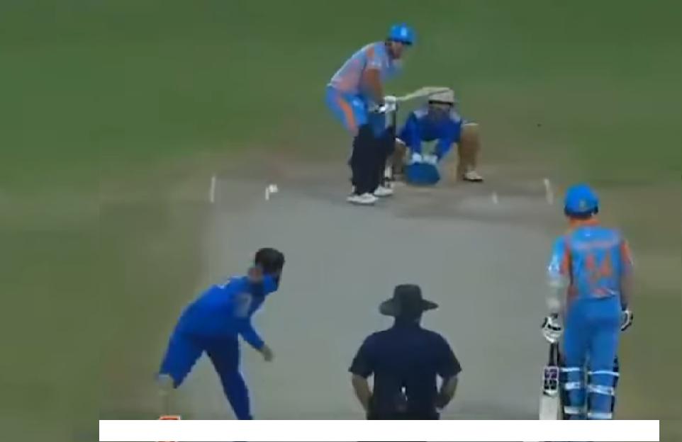 क्रिकेटमध्ये पुन्हा वादळ, अफगाणिस्तानच्या खेळाडूने ठोकले ६ चेंडूंत ६ षटकार