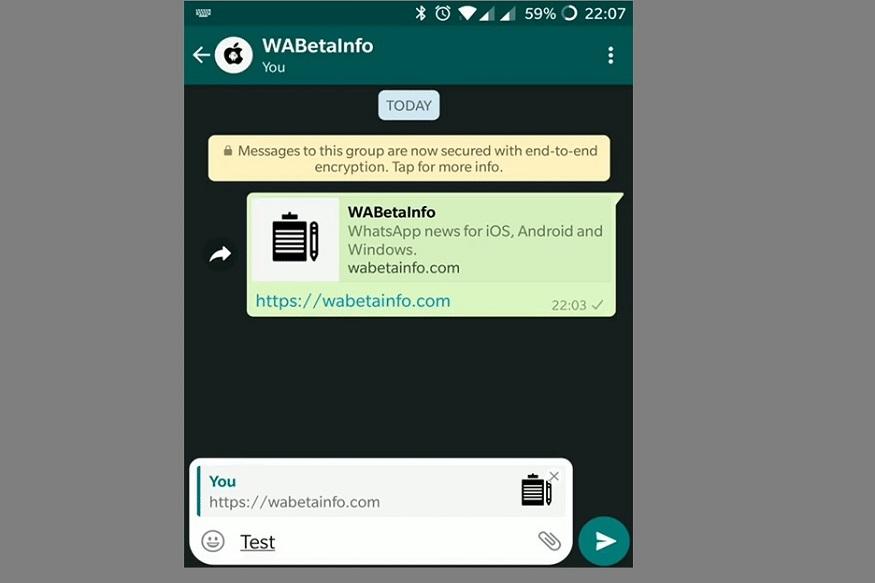 त्याचबरोबर Swipe to reply आणि नवे डार्क मोड (New Dark Mode) अशा दोन नव्या फिचरवर व्हॉट्सअॅप काम करत आहे. 'Swipe to reply' हा पर्याय iOS वर देण्यात आला आहे पण तो आता लवकरच Android वरही देण्यात येणार आहे.