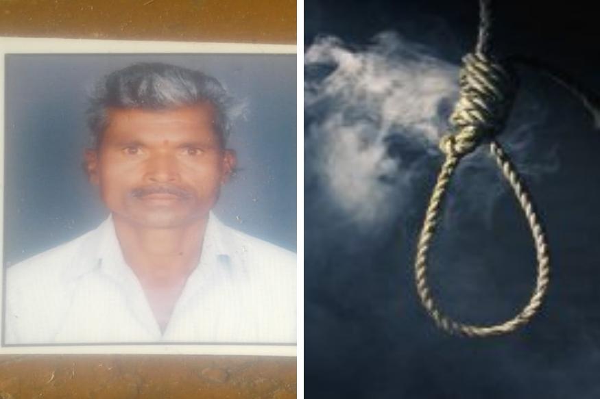 मुलीच्या लग्नाच्या काळजी, दुष्काळग्रस्त शेतकऱ्याने केली आत्महत्या