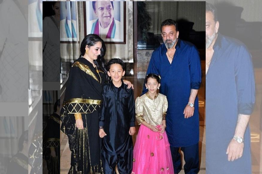 Video : संजय दत्तच्या मुलाचा प्रश्न ऐकलात तर तुम्ही नक्कीच इमोशनल व्हाल