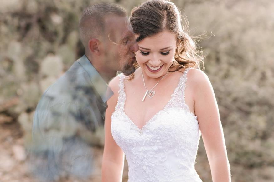 लग्नाआधीच बॉयफ्रेंडचा मृत्यू, तरीही तिने खास पद्धतीने केलं वेडिंग फोटोशूट